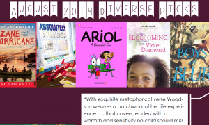 Book List: New, Notable, and Diverse Elementary Chapter Books