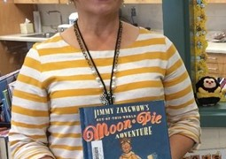 Library Spotlight: Pam Jensen at Elk Run Elementary