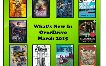 New Books in OverDrive | March 2015