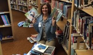 Library Spotlight: Susan Booth, Churchill Jr. High School