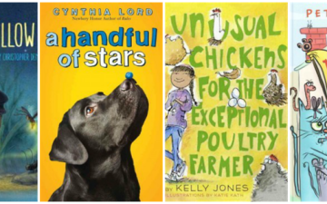 Middle Grade Fiction Notables | August 2015