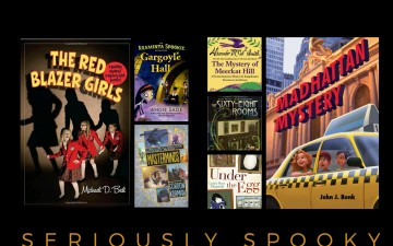 Poster: New Mysteries Available in OverDrive