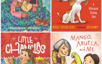Notable Picture Books | October 2015
