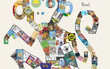 Collaborative Book List: Elementary Graphic Novels 2015-16