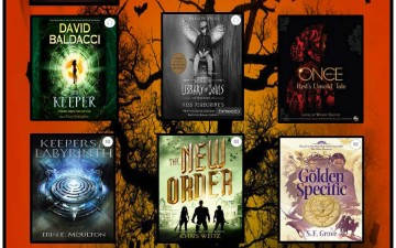 New YA Books in OverDrive | October 2015