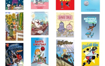 Book List: Great Graphic Novels for Kids