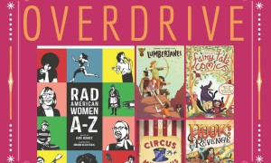 Poster: New Books in OverDrive – November 2015