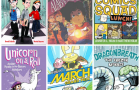 Notable Graphic Novels and Easy Readers | February 2016