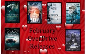 New YA Books in OverDrive | February 2015
