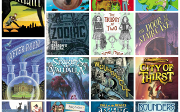 Notable Elementary Fiction | February 2016