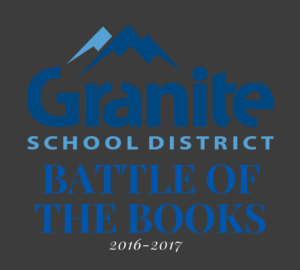 2016-17 Battle of the Books Logo 1