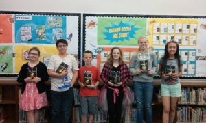 Library Spotlight: Beehive Winners at Rolling Meadows Elemementary