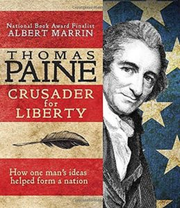 a biography and life work of thomas paine in the american history Biography of thomas paine's intriguing life written  paine's work is  'common sense' has the largest sales and circulation of any book in american history.