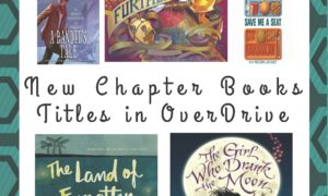 New Children's Titles in Granite's OverDrive for Fall 2016