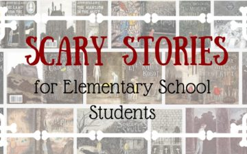 Collaborative Book List: Scary Stories for Elementary Students
