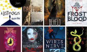 What's New in OverDrive: Young Adult Fiction, January 2017