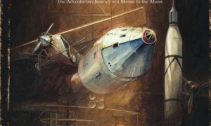 Armstrong: The Adventurous Jorney of a Mouse to the Moon