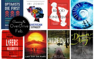 What's New in OverDrive: Young Adult Fiction, February 2017