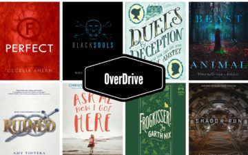 What's New in OverDrive: Young Adult Titles, Spring 2017