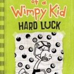 #1 - Hard Luck (Diary of a Wimpy Kid #8) by Jeff Kinney (38 votes)