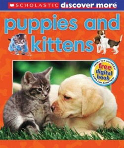 scholastic discover more puppies