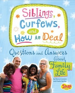 Siblings, Curfews, and How to Deal