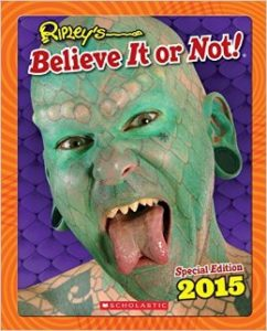 Ripley's Believe It or Not Special Edition 2015