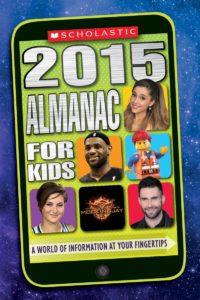 Scholastic 2015 Almanac For Kids