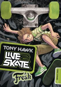 Tony Hawk Live2Skate - Fresh
