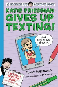 Katie Friedman Gives Up Texting!