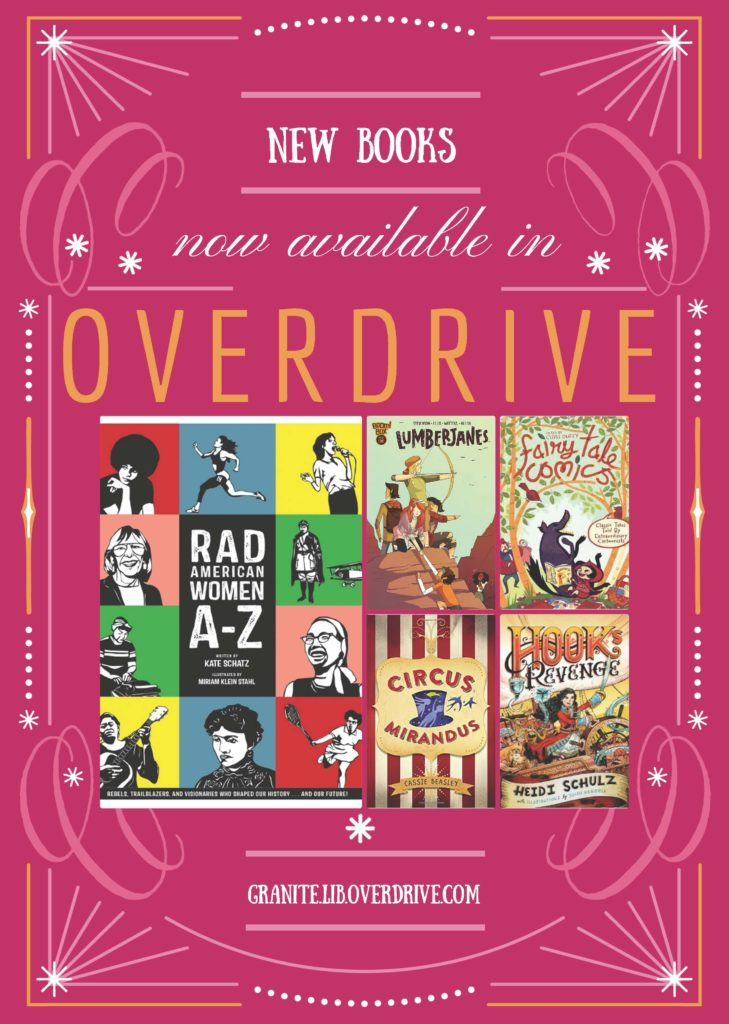 New in OverDrive 11.16.2015