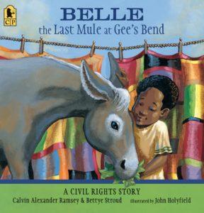 Belle, The Last Mule at Gee's Bend