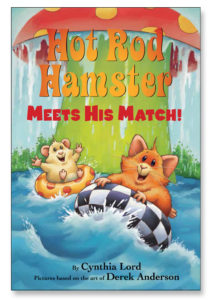 Hot Rod Hamster Meets His Match