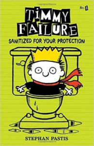 Timmy Failure - Sanitized for Your Protection