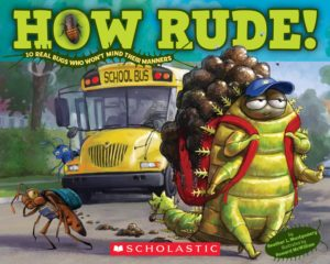 How Rude! real bugs