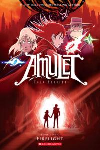 Firelight Amulet