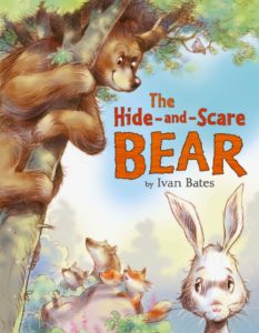 The Hide-and-Scare Bear