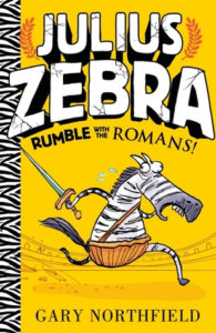 Julius Zebra - Rumble with the Romans
