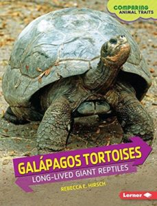 Galapagos Tortoises - Long-Lived Giant Reptiles