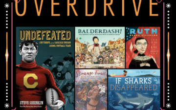 OverDrive: 'Big Library Read' + What's New | October 2017