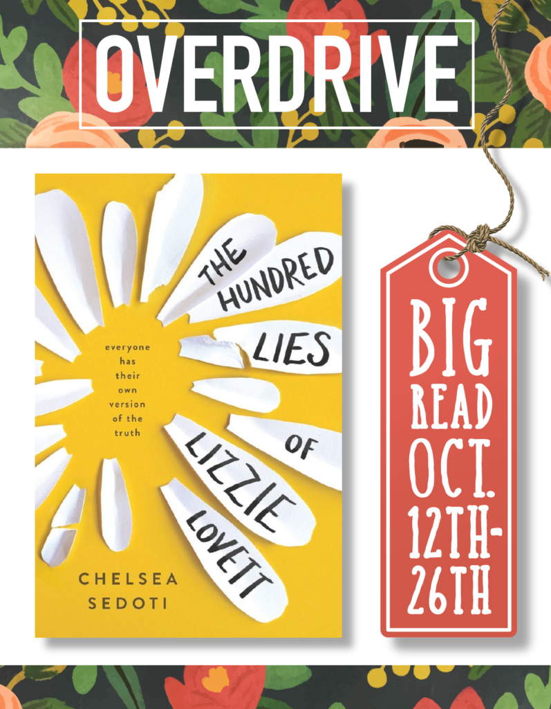 Overdrive Big Read Flyer October 2017