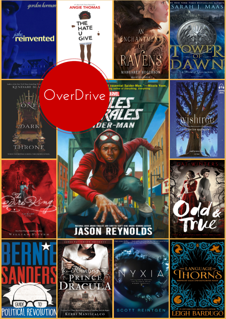 What's New in OverDrive 201710 - Page 1