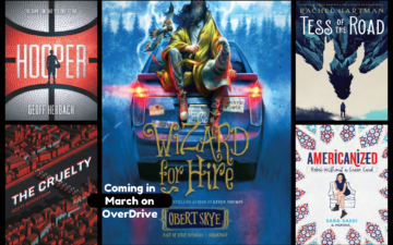 What's New in YA OverDrive — March 2018