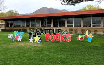 Highlights from Granite's Battle of the Books 2018 Competition