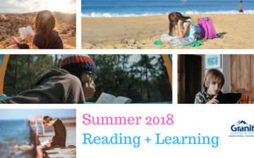 Summer Reading and Learning 2018