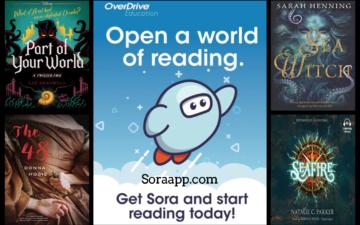 What's New in Sora, Granite's Digital Library | October 2018