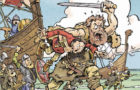Stowing Away with the Vikings, by Linda Bailey and Bill Slavin