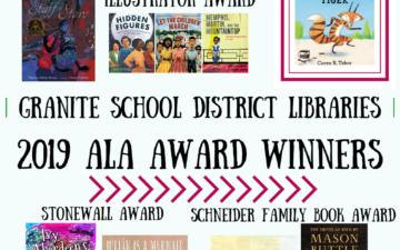 Posters: 2019 ALA Youth Media Awards – Granite Elementary Libraries