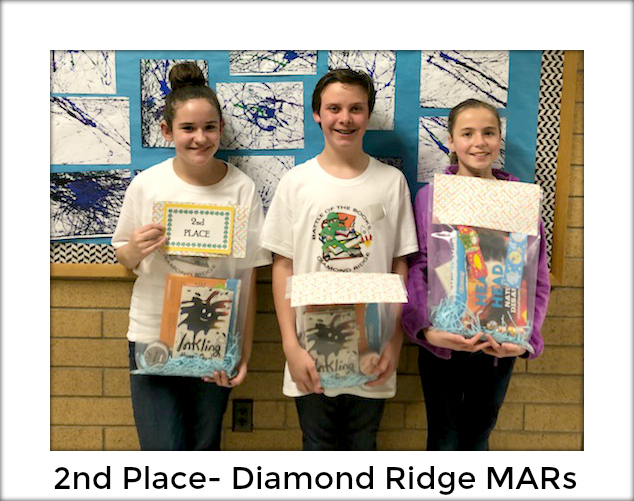 2019 Battle of the Book District Competition - 2nd Place - MARs - Diamond Ridge El.