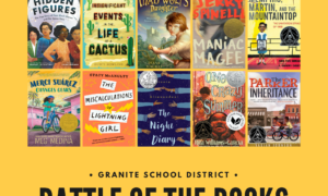 Granite Battle of the Books 2019-2020 Reading Lists